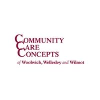 Community Care Concepts of Woolwich, Welleseley and Wilmot Logo