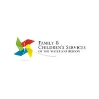 Family & Children's Services of the Waterloo Region Logo